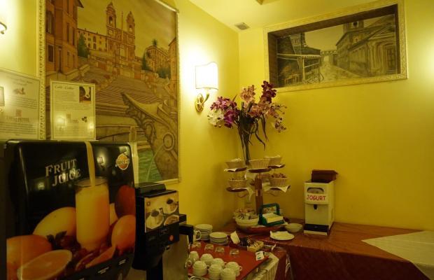 фото отеля Nuovo Hotel Quattro Fontane изображение №21