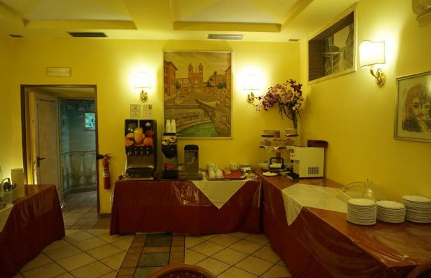 фотографии отеля Nuovo Hotel Quattro Fontane изображение №19