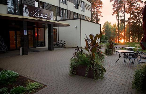 фотографии отеля Baltvilla изображение №31