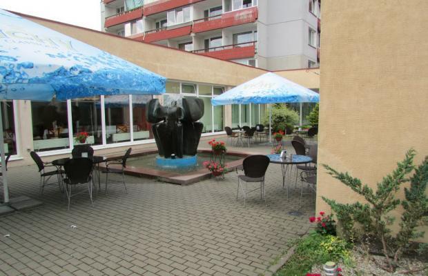 фотографии отеля Palangos Linas изображение №3