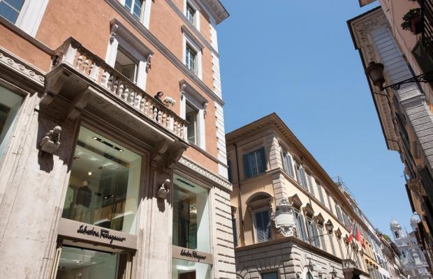 фото отеля Lungarno Collection Portrait Roma (ех. Portrait Suit) изображение №1