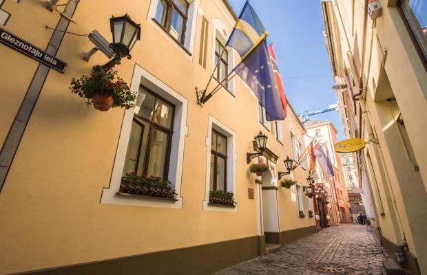 фото отеля Old Riga Hotel Vecriga изображение №1