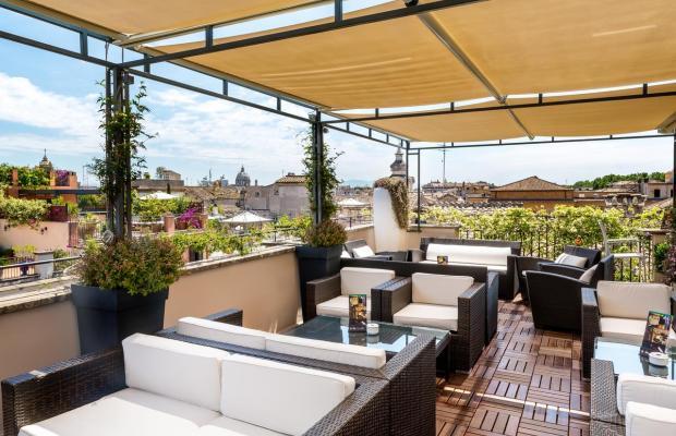 фото отеля Hotel Indigo Rome - St. George изображение №5