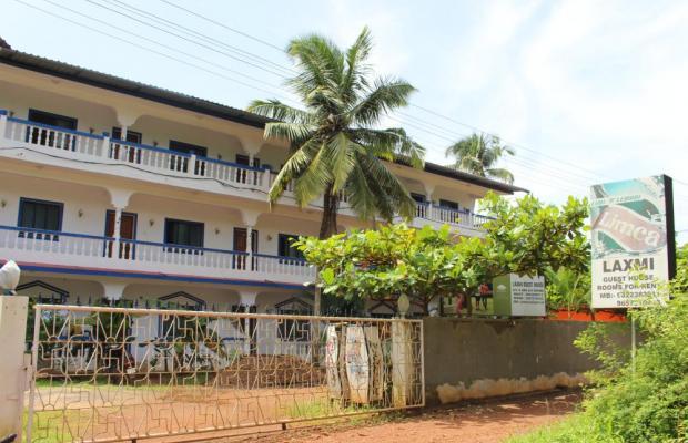 фото отеля Laxmi Guest House (ex. Laxmi Morjim Resort) изображение №1