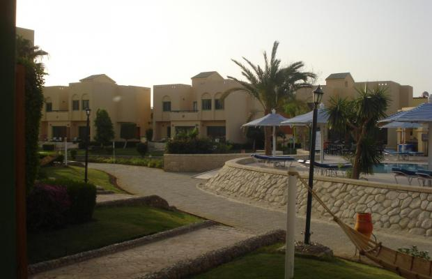 фото Hilton Hurghada Club (ex. Hilton Resort Villas) изображение №6