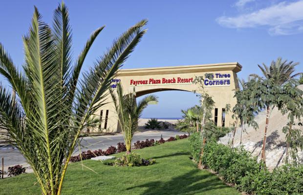 фото The Three Corners Fayrouz Plaza Beach Resort Hotel Marsa Alam изображение №26