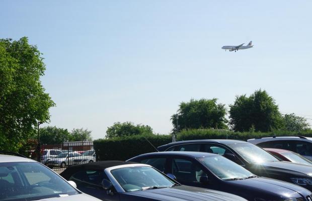 фотографии отеля SHS Aeropuerto изображение №7