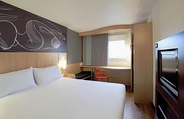 фотографии отеля ibis Barcelona Meridiana изображение №23