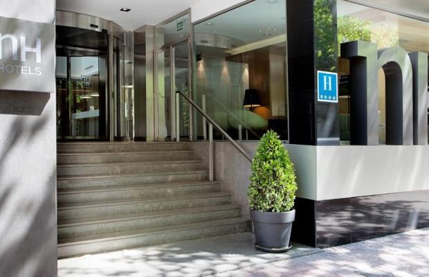 фотографии NH Madrid Principe de Vergara изображение №12