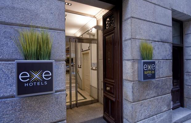 фотографии отеля Exe Suites 33 изображение №19