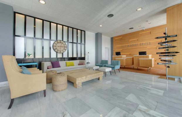 фото отеля Tryp Madrid Airport Suites изображение №29