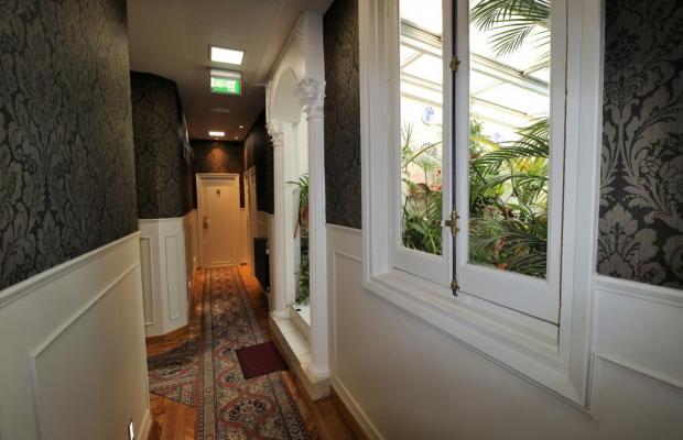 фотографии отеля Hostal Hispano-Argentino изображение №19