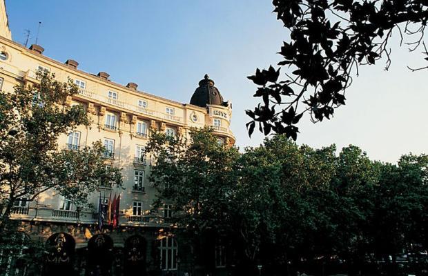 фото отеля Ritz Madrid изображение №9