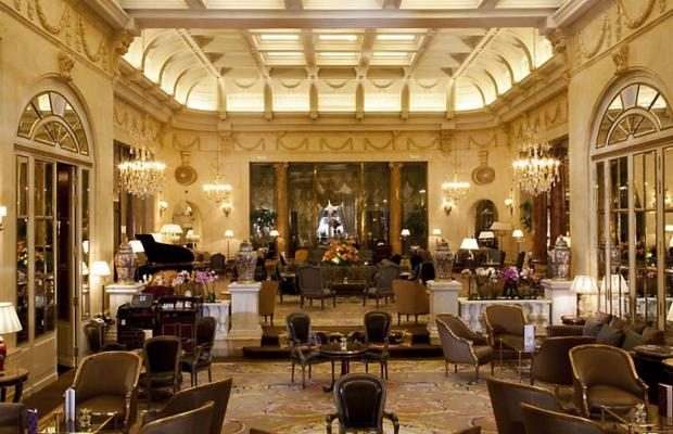 фотографии отеля Ritz Madrid изображение №7