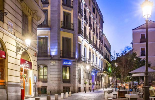 фотографии Radisson Blu Madrid Prado изображение №20