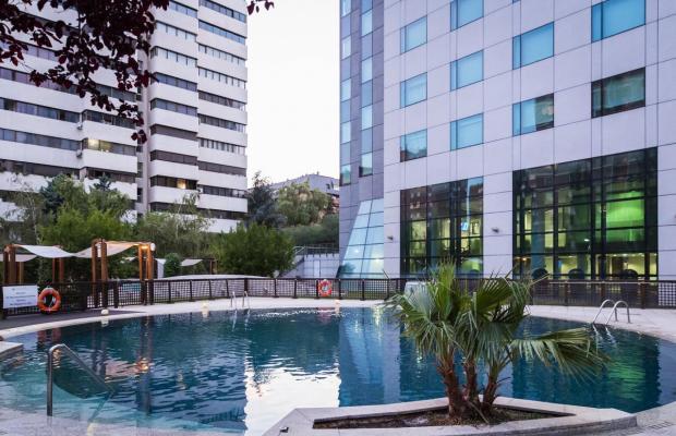 фотографии отеля Eurostars Suites Mirasierra (ex. Sheraton Madrid Mirasierra Hotel & Spa) изображение №3