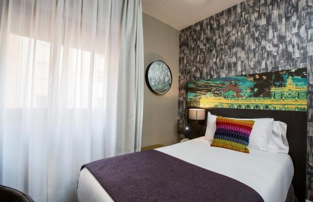 фотографии Leonardo Boutique Hotel Madrid (ex. NH Arguelles) изображение №4