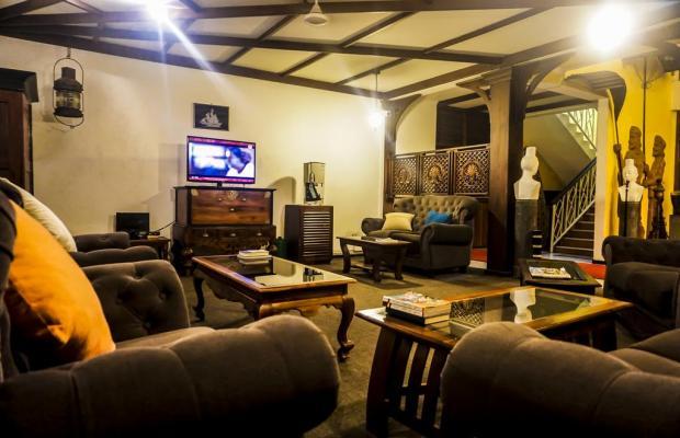 фото Lavendish Beach Resort (ех. Comaran Beach Hotel) изображение №6