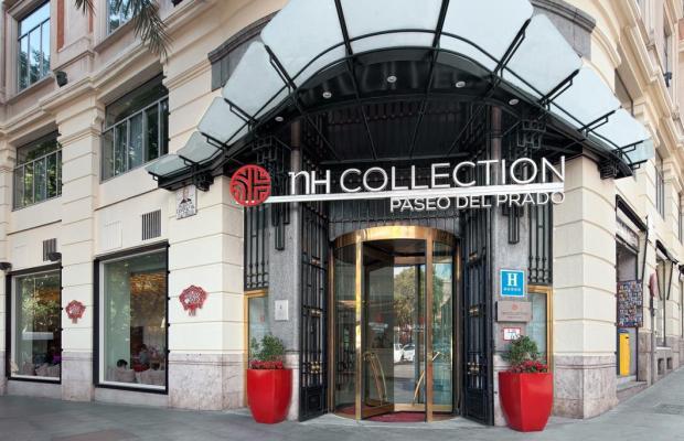 фото отеля NH Collection Madrid Paseo del Prado (ex. Gran Hotel Canarias) изображение №29