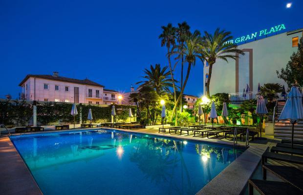 фотографии отеля THB Gran Playa изображение №23
