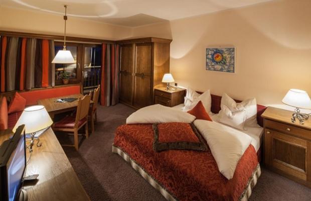 фотографии отеля Montana Oberlech изображение №11
