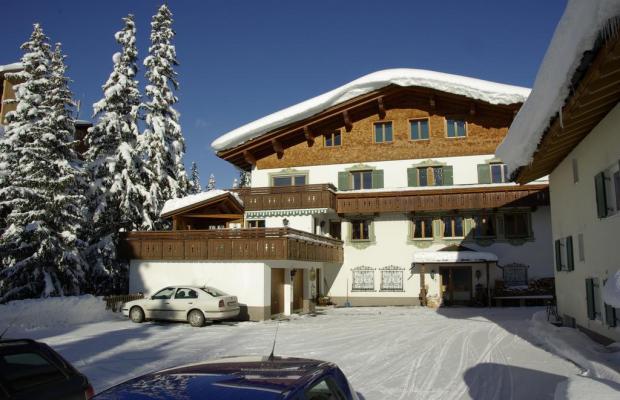 фотографии отеля Pension Alpenrose изображение №35