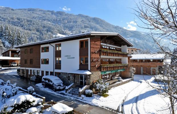 фотографии отеля Rissbacherhof изображение №3
