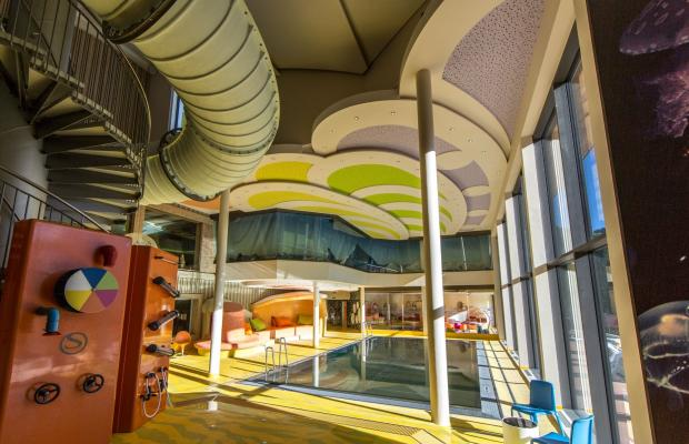 фотографии отеля Sporthotel Stock изображение №11