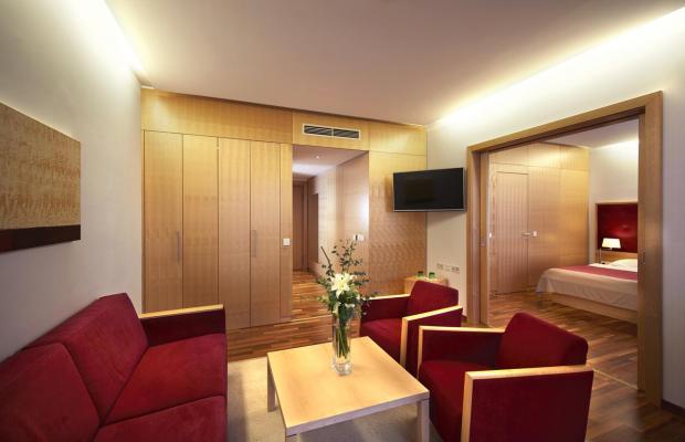фотографии отеля Therme Laa - Hotel & Silent Spa изображение №7