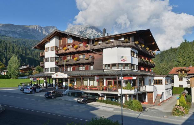 фото отеля Hotel Alpin Scheffau изображение №5