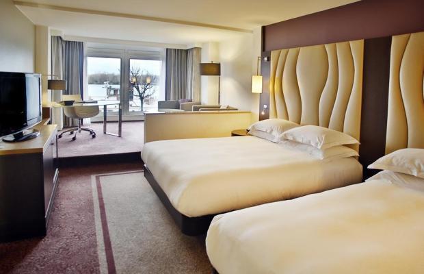 фотографии отеля Hilton Vienna Danube Waterfront изображение №31