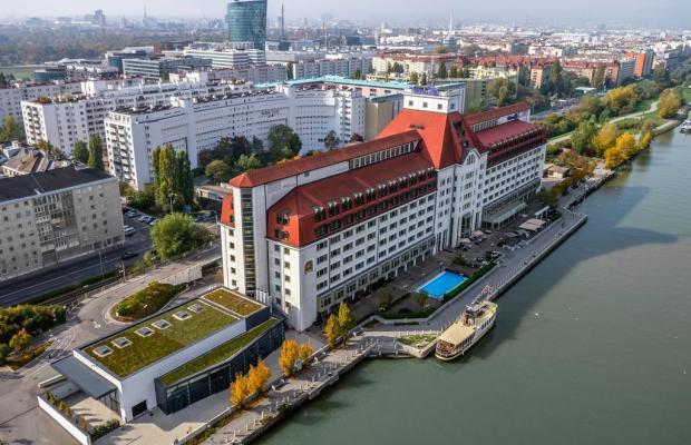 фото отеля Hilton Vienna Danube Waterfront изображение №1