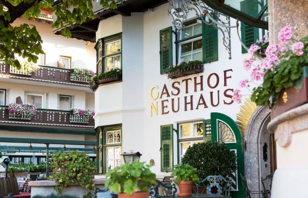 фотографии отеля Alpendomizil Neuhaus изображение №31