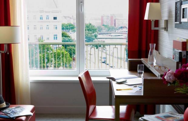 фотографии отеля Adagio Vienna City изображение №11