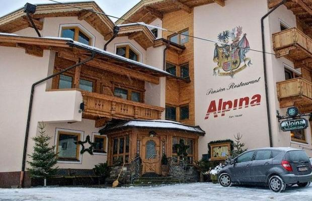 фото отеля Alpina Hotel (ex. Alpina Pension) изображение №1