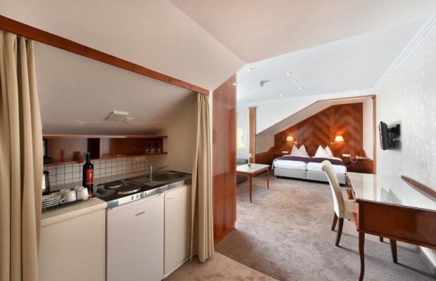 фотографии отеля Am Schubertring изображение №3