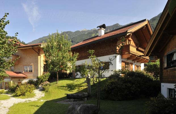 фотографии отеля Hubers Chalets изображение №23