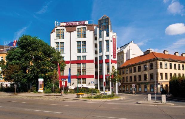 фотографии отеля Leonardo Hotel Vienna (ex. Mercure Wien Europaplatz) изображение №3