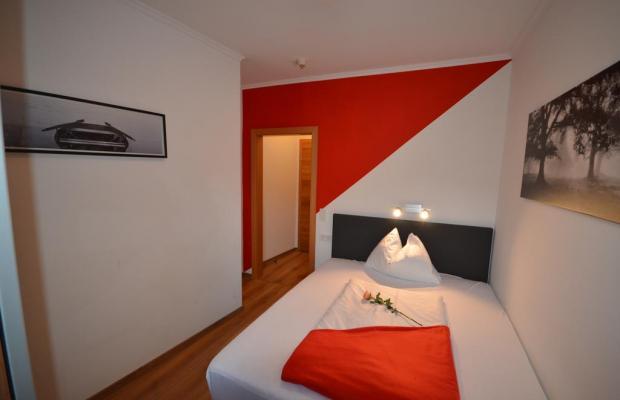 фотографии отеля Hotel & Brasserie Traube изображение №19