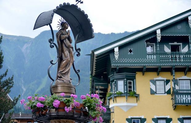 фото отеля Posthotel Mayrhofen (ех.Hotel Garni Postschlossl) изображение №49
