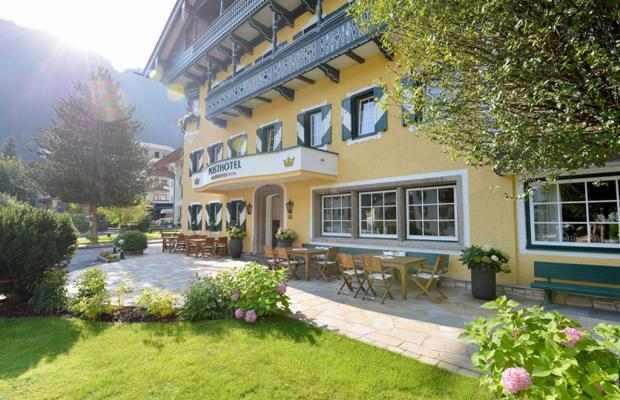 фото Posthotel Mayrhofen (ех.Hotel Garni Postschlossl) изображение №42