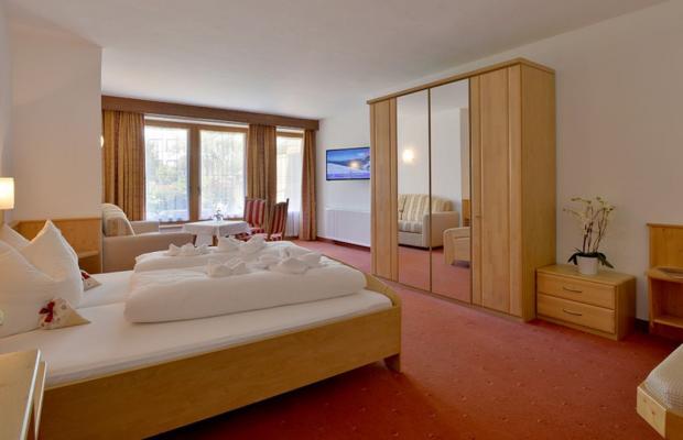 фото отеля Posthotel Mayrhofen (ех.Hotel Garni Postschlossl) изображение №5