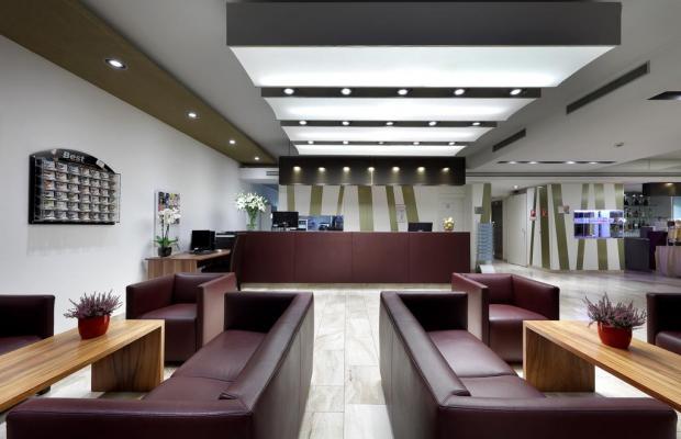 фотографии отеля Eurostars Embassy Hotel изображение №3
