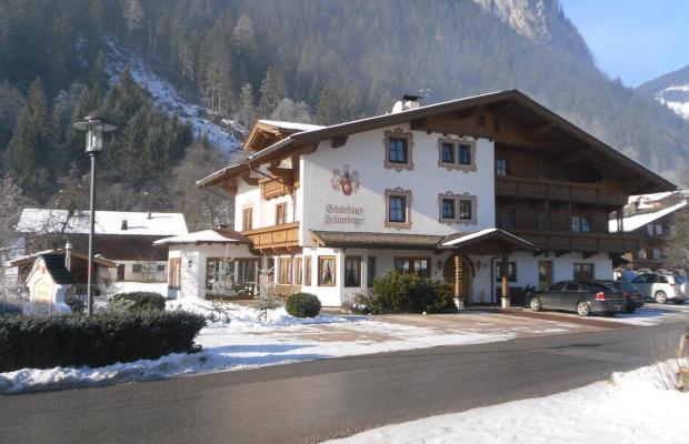 фото отеля Gaestehaus Schneeberger изображение №1