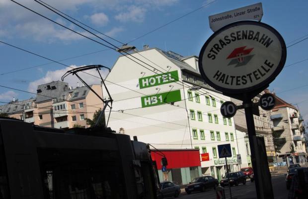 фотографии HB1 Design & Budget Hotel Wien Schonbrunn изображение №16