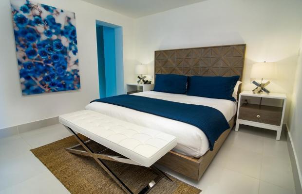 фотографии отеля Gansevoort Dominican Republic изображение №3