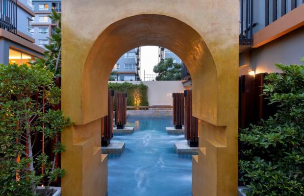 фотографии отеля The Grass Serviced Suites изображение №31