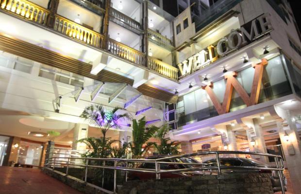 фотографии отеля Wellcоme Hotel изображение №3