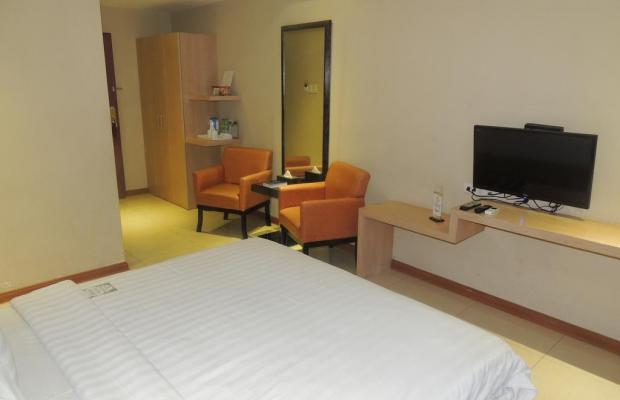 фотографии отеля Dela Chambre Hotel изображение №19