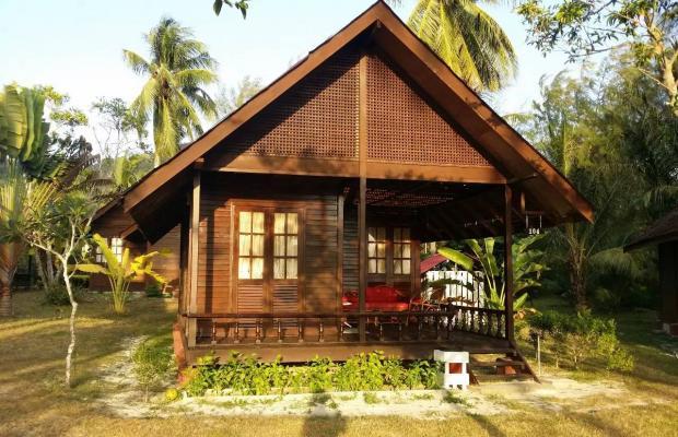 фото Aseania Resort Pulau Besar изображение №2
